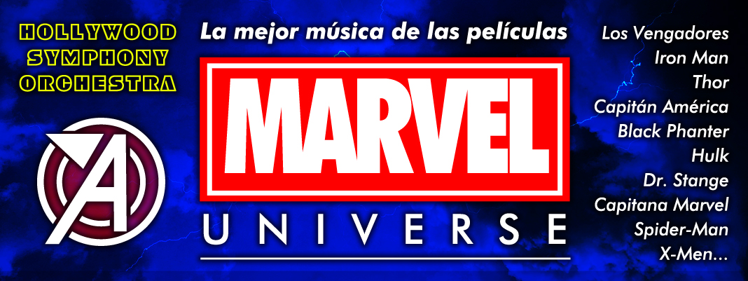 MARVEL UNIVERSE - Hollywood Symphony Orchestra