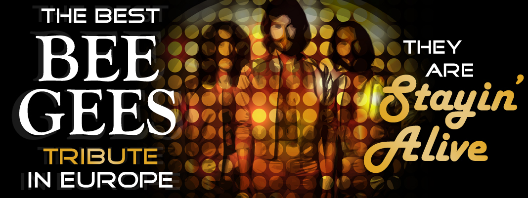 BEE GEES TRIBUTE - Saturday Night Bee Gees