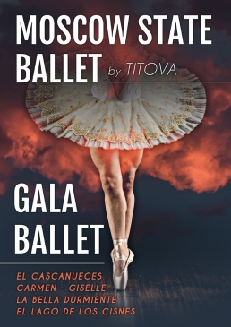 GALA BALLET - Moscow State Ballet