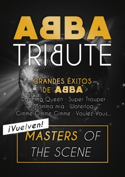 ABBA TRIBUTE - Gimme Gimme Abba