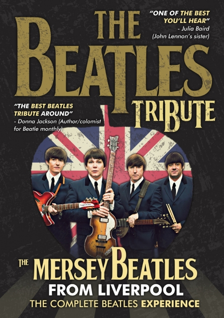 THE BEATLES TRIBUTE </br>The Mersey Beatles