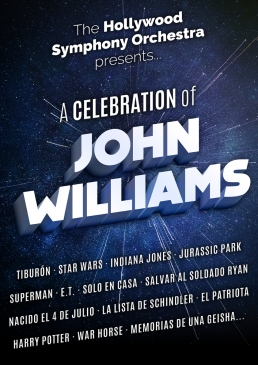 A celebration of JOHN WILLIAMS </br>Hollywood Symphony Orchestra
