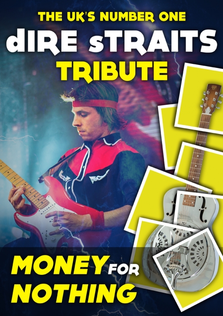 DIRE STRAITS TRIBUTE - Money for Nothing