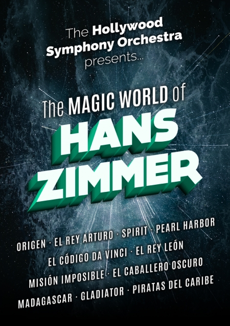 The magic world of HANS ZIMMER </br>Hollywood Symphony Orchestra